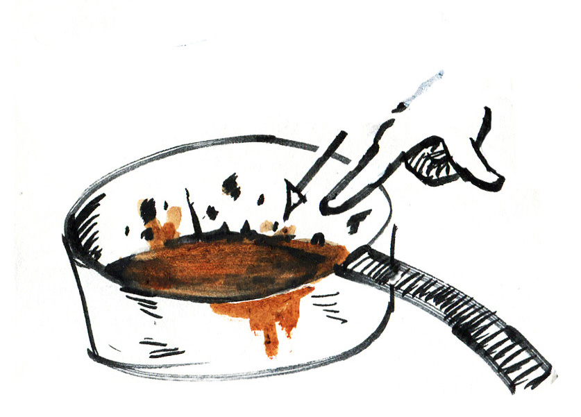 Verifiez-le-fond-de-casserole